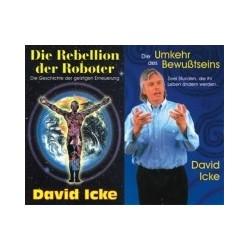 David Icke - 2 Teiliges DVD...