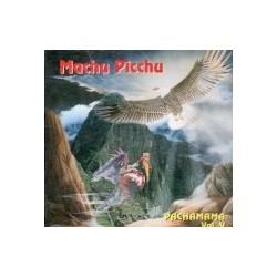 Machu Picchu - Pachamama